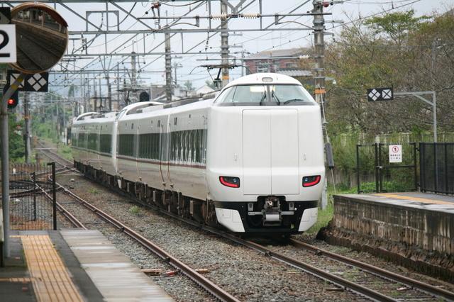 IMG_京都〜天橋立を結ぶJR西日本の287系特急はしだて号