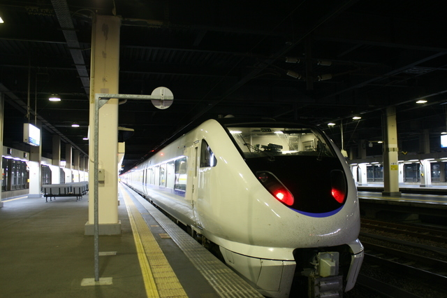 IMG_1985福井〜金沢間を結ぶJR西日本の特急ダイナスター.JPG