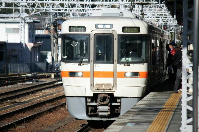 IMG_223飯田~長野を結ぶJR快速みすずにも使用されている313系電車5.JPG