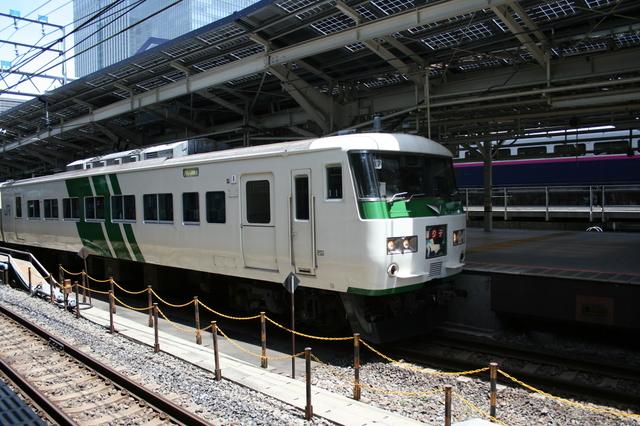 IMG_JR東日本の185系「特急踊り子号」