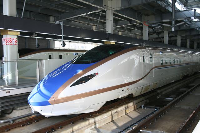 IMG_3316北陸新幹線 かがやき.JPG