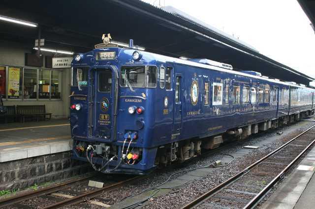 IMG_46JR九州の観光特急列車「かわせみ・やませみ」60-min.JPG
