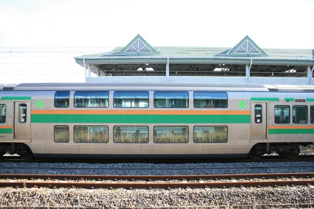 IMG_7340快速アクティー グリーン車 首都圏 JR東日本.JPG