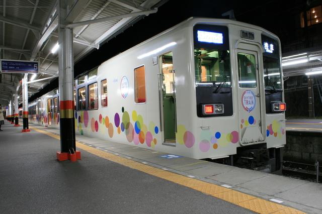IMG_東武鉄道の臨時特急「スカイツリートレイン(展望列車634型電車)