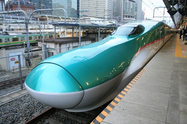 新幹線はやて号(東京ー新青森) (1).JPG