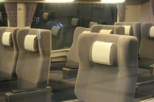 IMG_0379特急はるか 座席.JPG