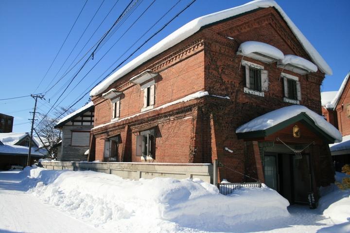 小林酒造のレンガ蔵倉庫群2(北海道 夕張郡 栗山町).JPG