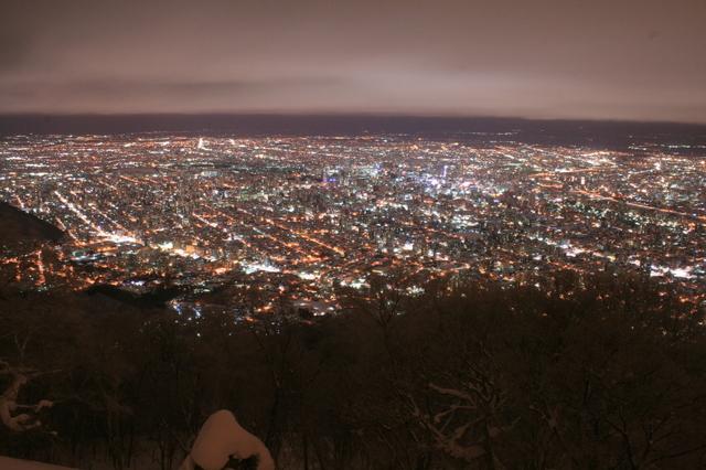 IMG_315北海道三大夜景のひとつ「藻岩山の夜景」9.JPG