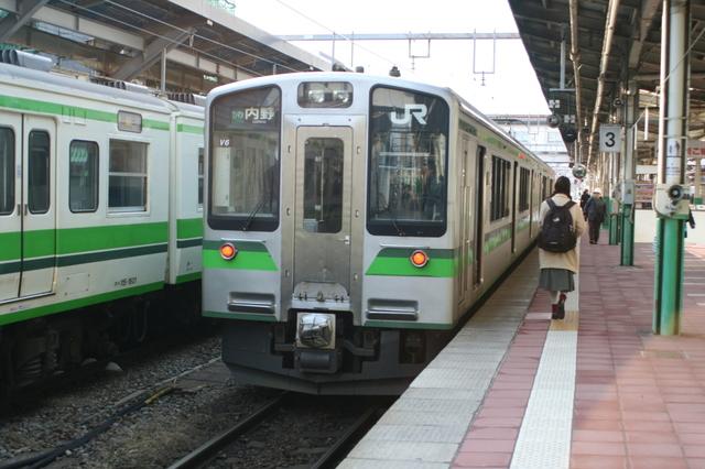 IMG_339JR東日本から譲渡されえちごトキめき鉄道(妙高はねうまライン)に投入されたE127 系8.JPG