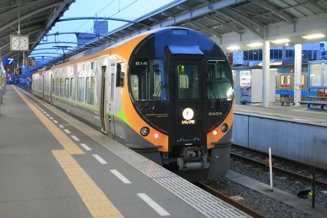 IMG_高松~松山を結ぶ新型車両(8600系)「特急いしづち号」