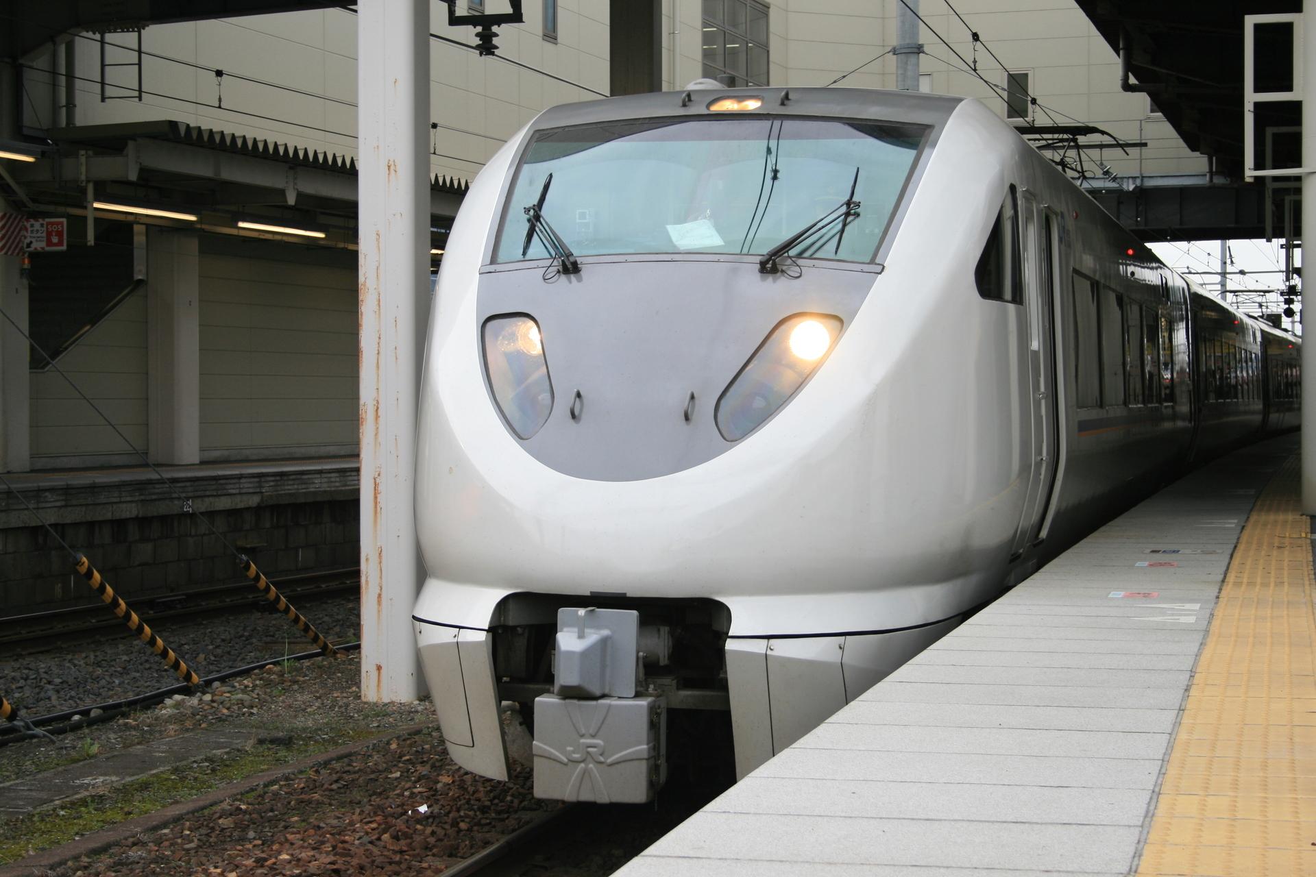 乗り換え しらさぎ 米原で新幹線からしらさぎに乗り換えてわかったこと!体験記