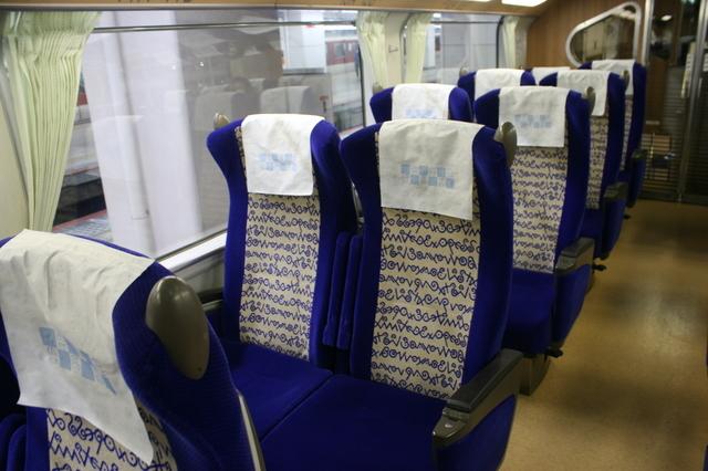 IMG_591高い位置からワイドな車窓を楽しめる近鉄特急ビスタカー(ダブルデッカー車両)の2階座席3.JPG
