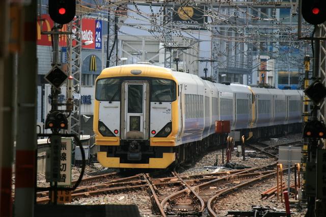 IMG_638JR東日本の房総特急「さざなみ号.JPG