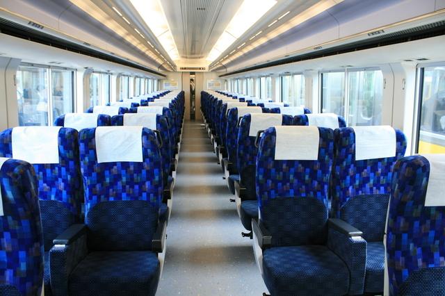 IMG_6681JR東日本の房総特急「さざなみ号」(E257)の座席.JPG