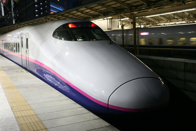 IMG_東京~越後湯沢・ガーラ湯沢間を結ぶJR上越新幹線「たにがわ号」(E2系電車)