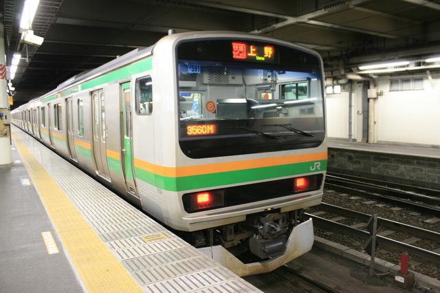 IMG_上野〜宇都宮・黒磯を結ぶ、JR宇都宮線の「快速ラビット」