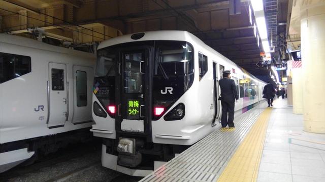 KIMホームライナー「青梅ライナー」(E257系特急型電車)G0735.JPG